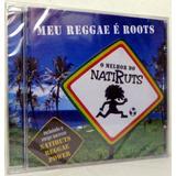 Cd Natiruts   Meu Reggae É Roots   O Melhor Do Natiruts