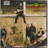 Cd Natiruts   Quatro