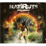 Cd Natiruts   Raçaman   Novo