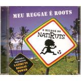 Cd Natiruts O Melhor   Meu Reggae É Roots