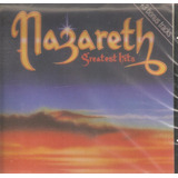 Cd Nazareth   Greatest Hits   Novo Lacrado