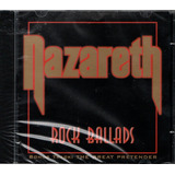 Cd Nazareth   Rock Ballads