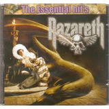 Cd Nazareth   The Essential Hit s   Novo