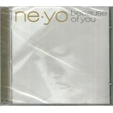 Cd Ne Yo Because Of You Feat Jennifer Hudson 2007 Universal