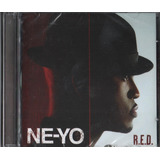 Cd Ne Yo Red Feat Wiz Khalifa E Tim Mcgraw 2012 Lacrado