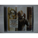 Cd Ne yo  Year Of The Gentleman  Brazilian Edition  Lacrado