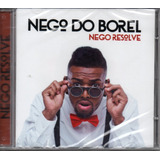 Cd Nego Do Borel   Nego Resolve