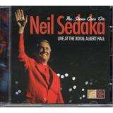 Cd Neil Sedaka   The Show Goes On   Live At The Albert Hall