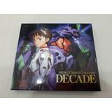 Cd Neon Genesis Evangelion Decade Original Soundtrack Trilha