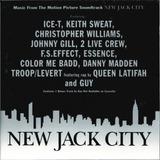 Cd New Jack City Importado Funk Hip Hop Black Dance Pop