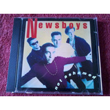 Cd Newsboys   Not Ashamed  cd Importado
