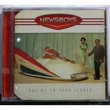 Cd Newsboys   Take Me To Your Leader 1996
