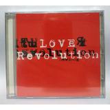 Cd Newsong   Love Revolution 1997 Música Gospel