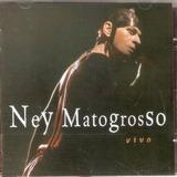 Cd Ney Matogrosso   Vivo