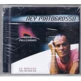 Cd Ney Matogrosso Novo Millennium