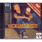 Cd Nick Carter   Now Or Never   Duplo    102