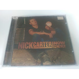 Cd Nick Carter  Now Or Never   Lacrado