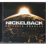 Cd Nickelback   No Fixed Address