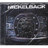 Cd Nickelback Dark Horse   Lacrado