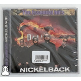 Cd Nickelback The Essential Hits 2015 Novo Lacrado