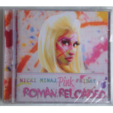 Cd Nicki Minaj Pink Friday Roman Reloaded Frete Grátis