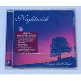 Cd Nightwish   Angels Fall First Reloaded Made In Eu Novo