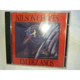Cd Nilson Chaves Em Dez Anos 1991