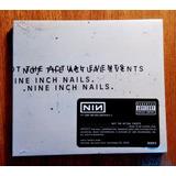 Cd Nine Inch Nails   Not The Actual Events   Novo E Lacrado