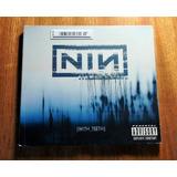 Cd Nine Inch Nails   With Teeth   Nacional   Digipack