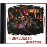 Cd Nirvana   Mtv Unplugged In New York
