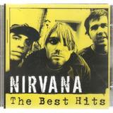 Cd Nirvana   The Best Hits