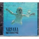 Cd Nirvana Nevermind   Jbm