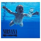 Cd Nirvana Nevermind   Original Novo Lacrado