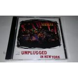 Cd Nirvana Unplugged In New York Lacrado Europeu