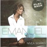 Cd Nívea Soares   Emanuel   Playback