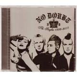 Cd No Doubt The Singles 1992 2003   Original   Lacrado