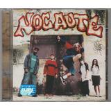 Cd Nocaute   Black Groove   Promo  novo   1ª Tiragem