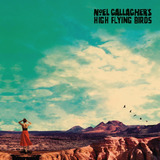 Cd Noel Gallagher High Flying Birds   Who Built The Moon