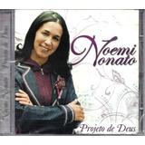 Cd Noemi Nonato   Projeto De Deus
