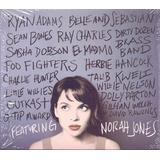 Cd Norah Jones   Featuring   Digipack