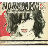 Cd Norah Jones   Little Broken Hearts