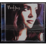 Cd Norah Jones Come Away With Me   Semi Novo