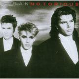 Cd Notorious Duran Duran Original Importado Lacrado