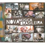 Cd Nova Musica Brasil Nacao Zumbi Claudio Zoli Pedro Mariano