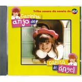 Cd Novela Carinha De Anjo 2001 Sbt   Série Colecionador