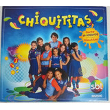 Cd Novela Chiquititas   2013