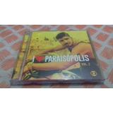 Cd Novela I Love Paraisopolis Lacrado