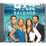 Cd Novela Mar Salgado 2014 T V I