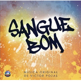 Cd Novela Sangue Bom Instrumental  2013  Lacrado Original