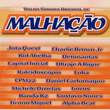 Cd Novelas Malhação 2003 Rock Dance Funk Som Livre Lacrado